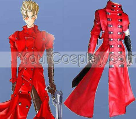 Trigun Vash The Stampede Oh How I Do Want This Coat