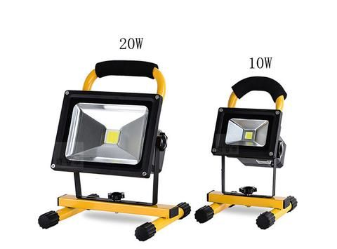 Rechargeable Led Floodlight Rechargeable Floodlight Floodlight Portable Light Led Flood Lights Led