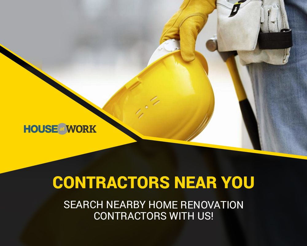 Search For Professional Home Renovation Contractors Near You Visit House At Wor Home Remodeling Contractors Renovation Contractor Home Improvement Contractors