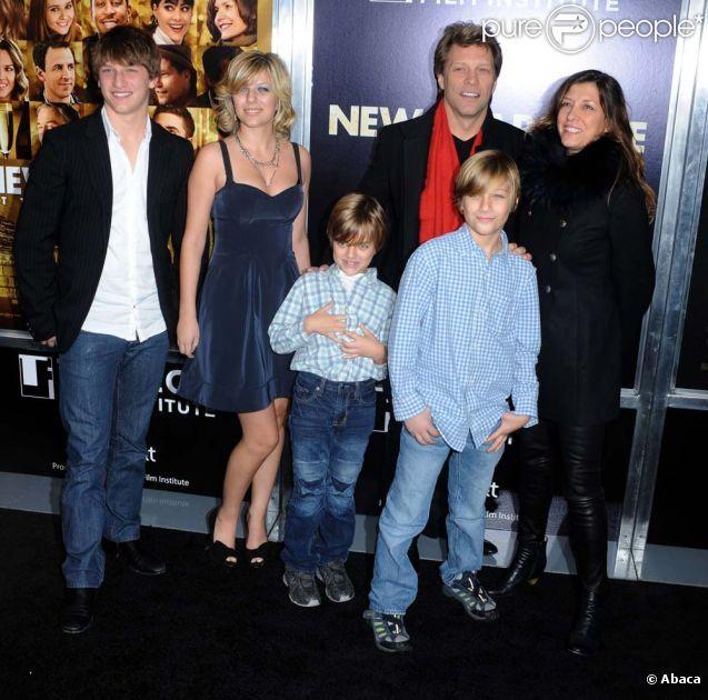 Jesse James, Stephanie Rose, Romeo John, and Jacob Hurley ...