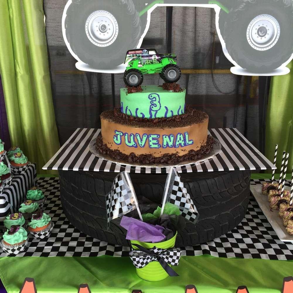 Raclette Birthday Cake