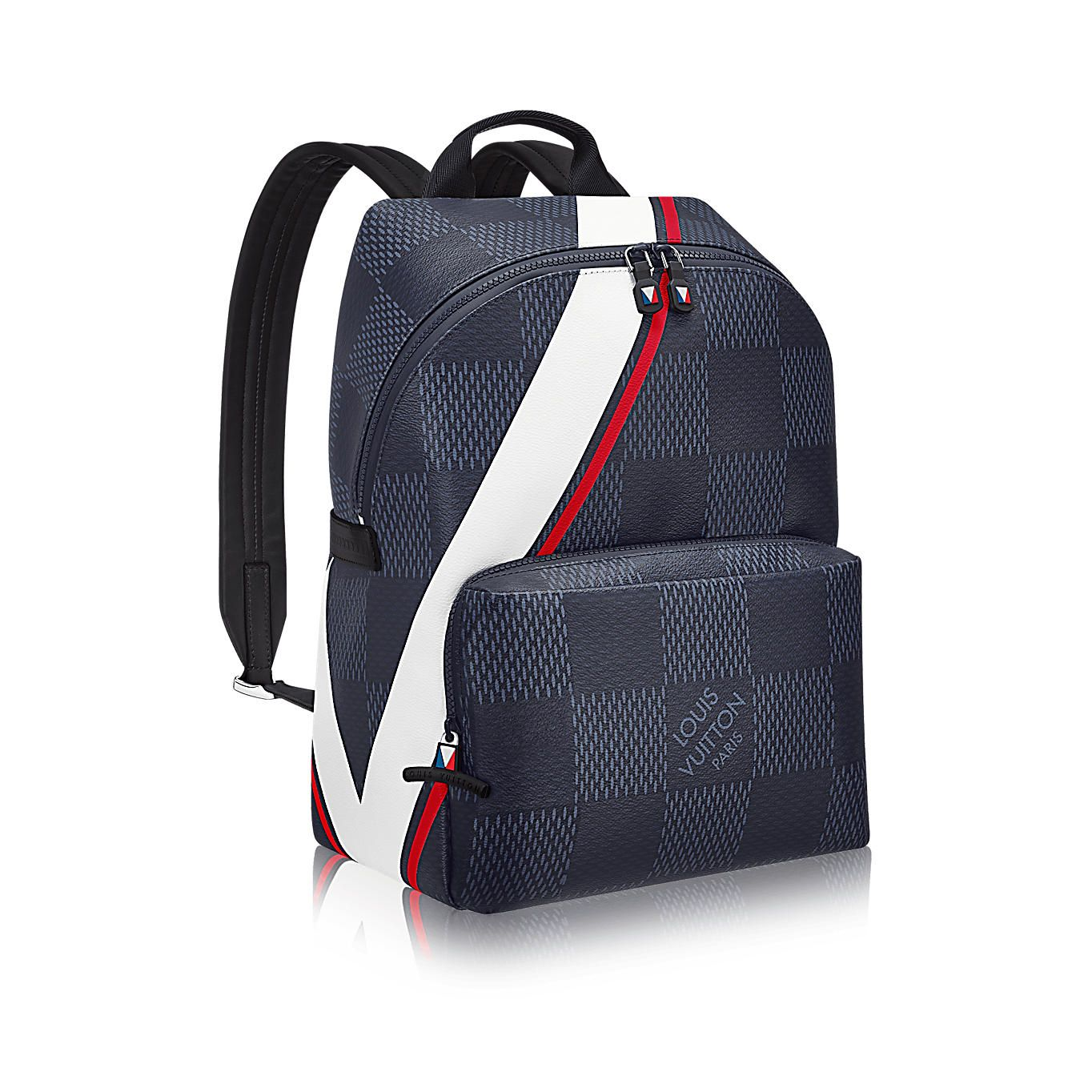 39a06714c8e5 Apollo Backpack Damier Cobalt Canvas in Men s America s Cup 2017  collections by Louis Vuitton