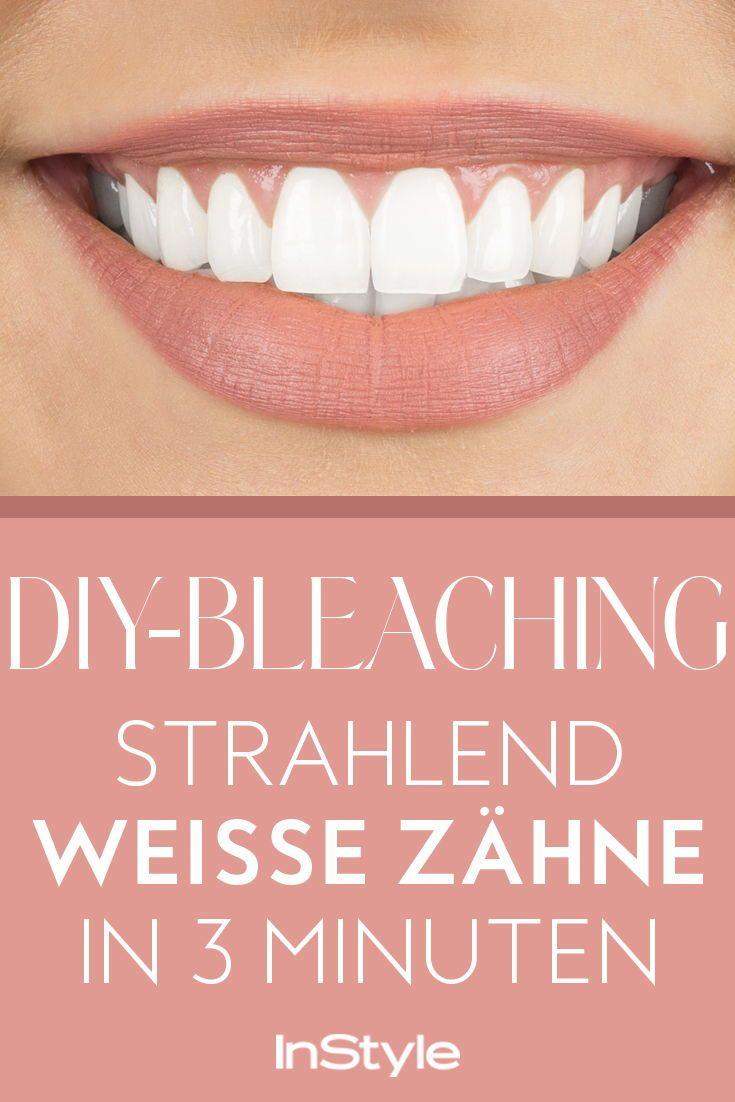 Photo of Strahlend weiße Zähne in 3 Minuten? Du brauchst nur diese 2 …