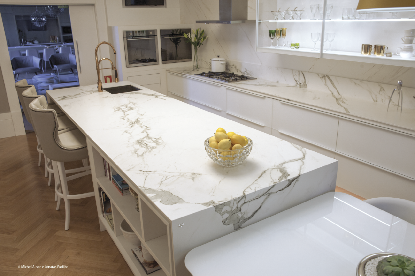 Dekton Aura Beauty In This Space Is Unequalled It Is Surprising