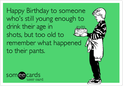 a card I made for my friend your friend my like it too – Happy Birthday Email Cards Funny