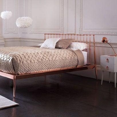 Romantic touches to add to your bedroom modern bedroom for What does contemporary furniture mean