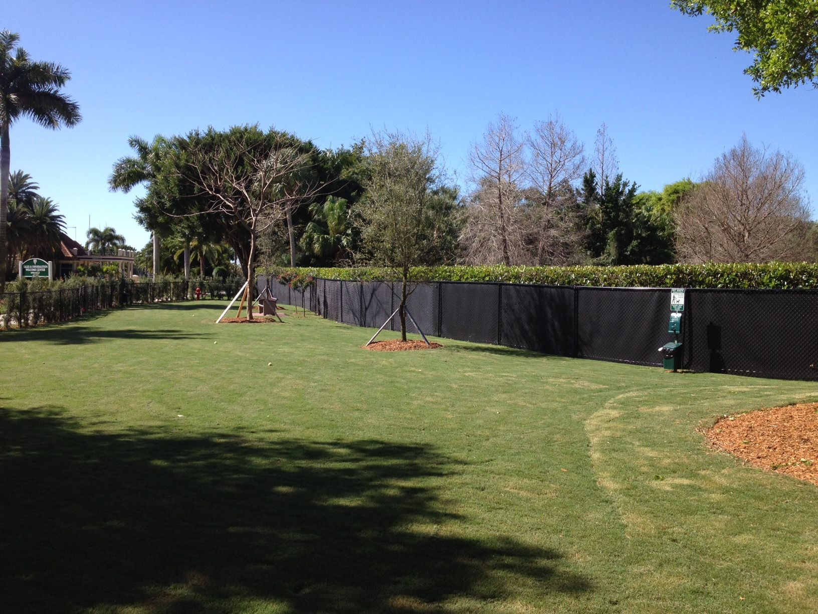 Acoustifence Is A Noise Barrier Fence That Not Only Does