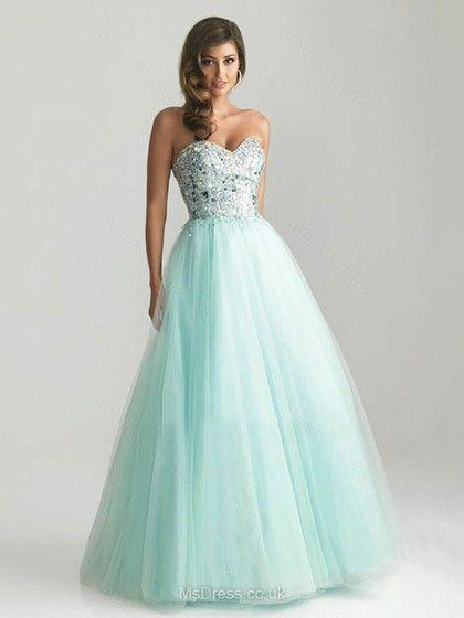 Most Prettiest Prom Dress