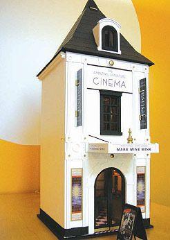 Ruth Salton's Amazing Miniature Cinema.