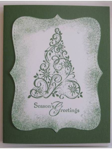 Simple Snow Swirl Su Snow Swirled Pinterest Snow Cards And