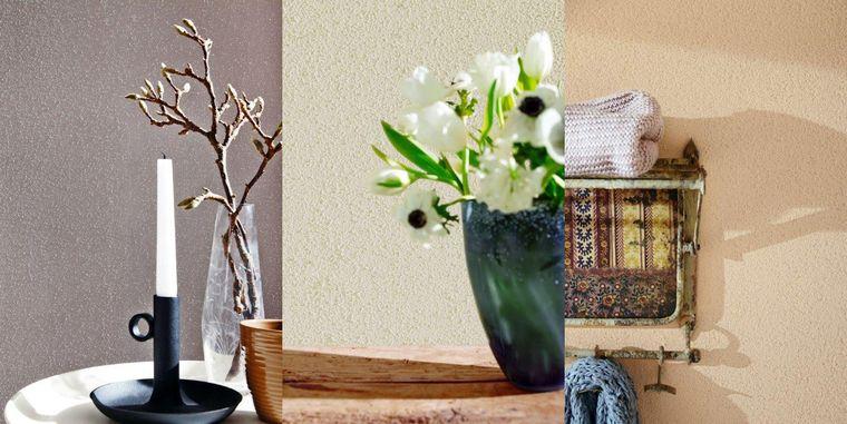 dekorputz w nde selbst verputzen bauen und wohnen pinterest verputzen w nde und wand. Black Bedroom Furniture Sets. Home Design Ideas