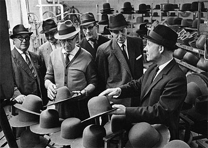 This Is How Your Granddad Did It Hat Shop Hat Stores Hats Vintage