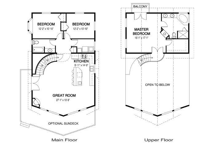 House Plans The Avondale Cedar Homes House Plans Cedar Homes Cabin House Plans