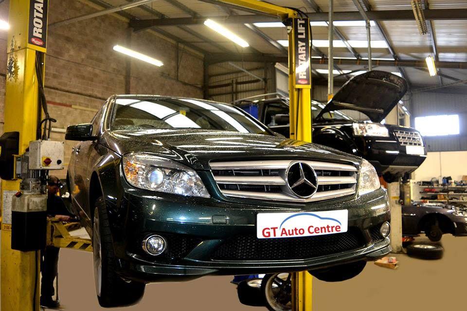 Best Service for cars in Dubai GT Auto Centre
