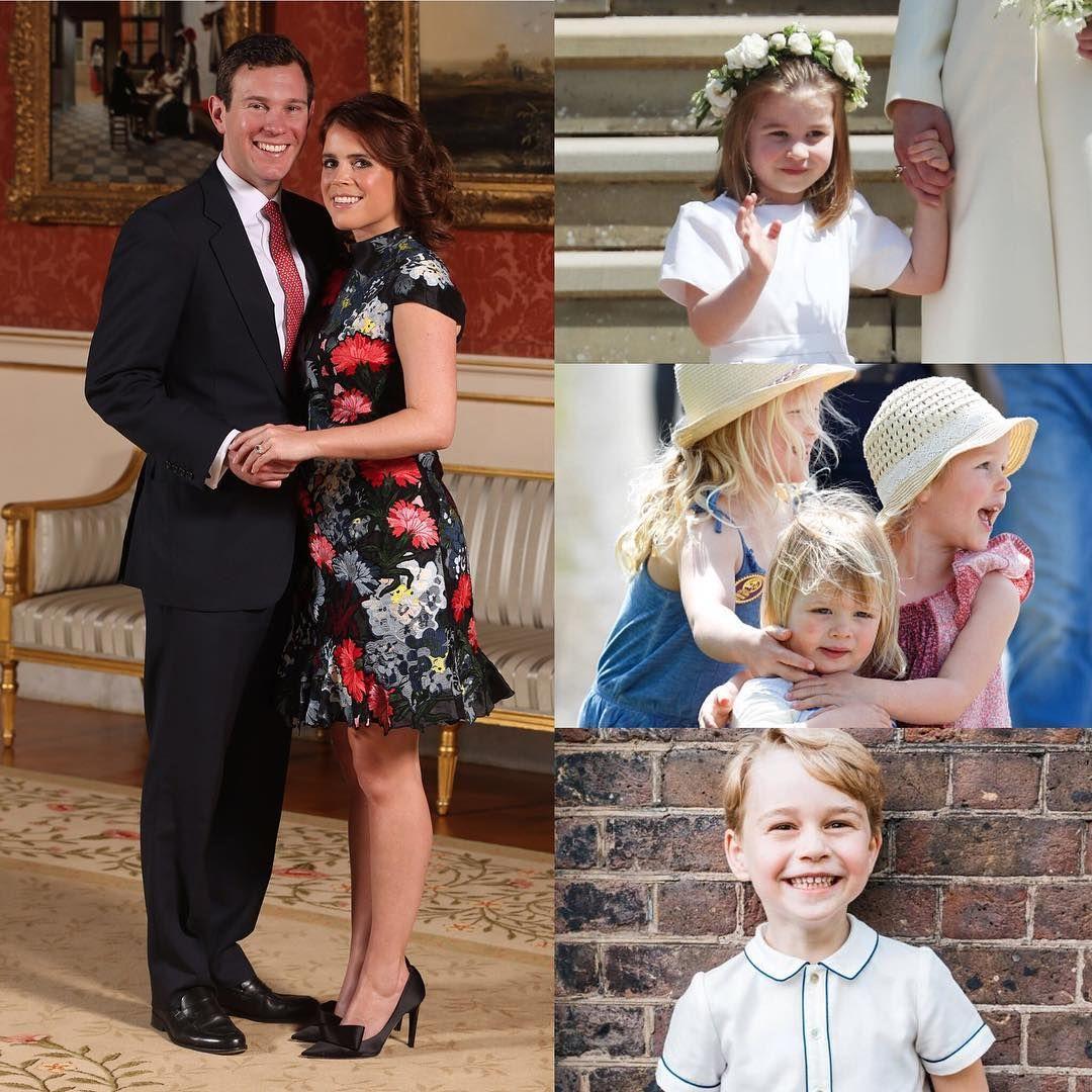"House Windsor on Instagram ""Princess Eugenie and Jack"