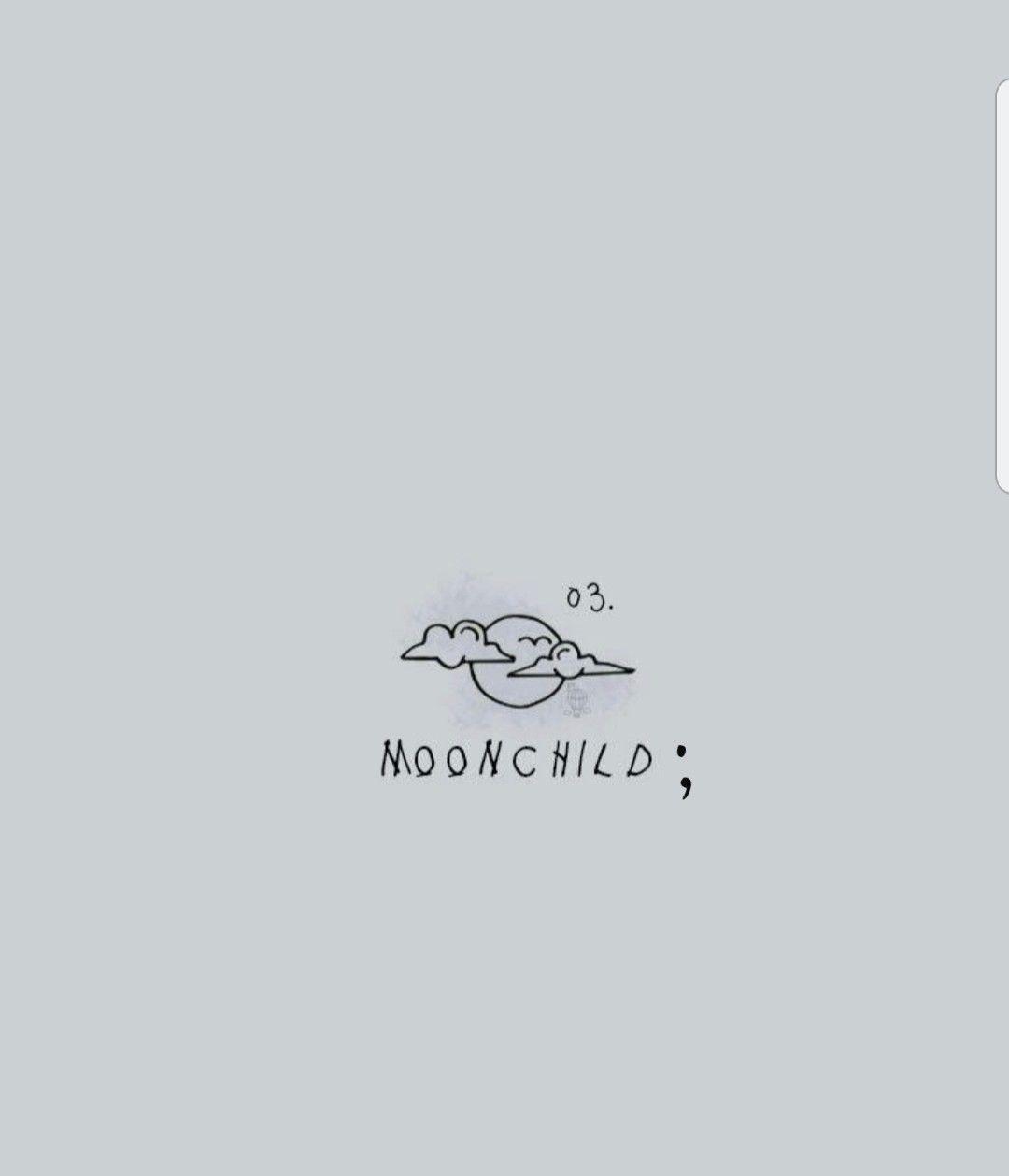 Next Tatto Kpop Tattoos Bts Tattoos Moon Child Tattoo