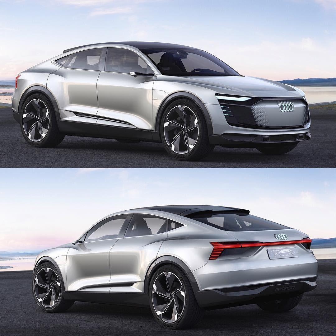 Who Would Choose The Audi E-tron Sportback Over