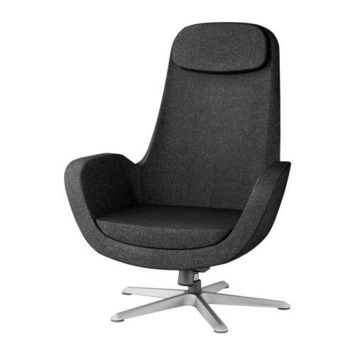 Karlstad Fauteuils Ikea.Ikea Karlstad Swivel Chair My Living Room Cheap Desk