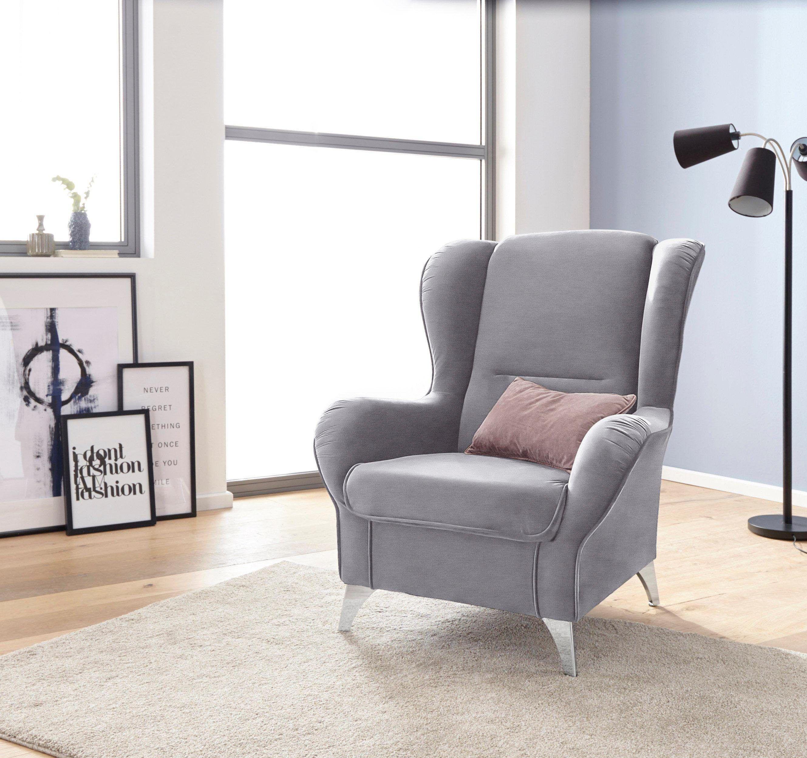 Sessel Weich Designer Lounge Sessel