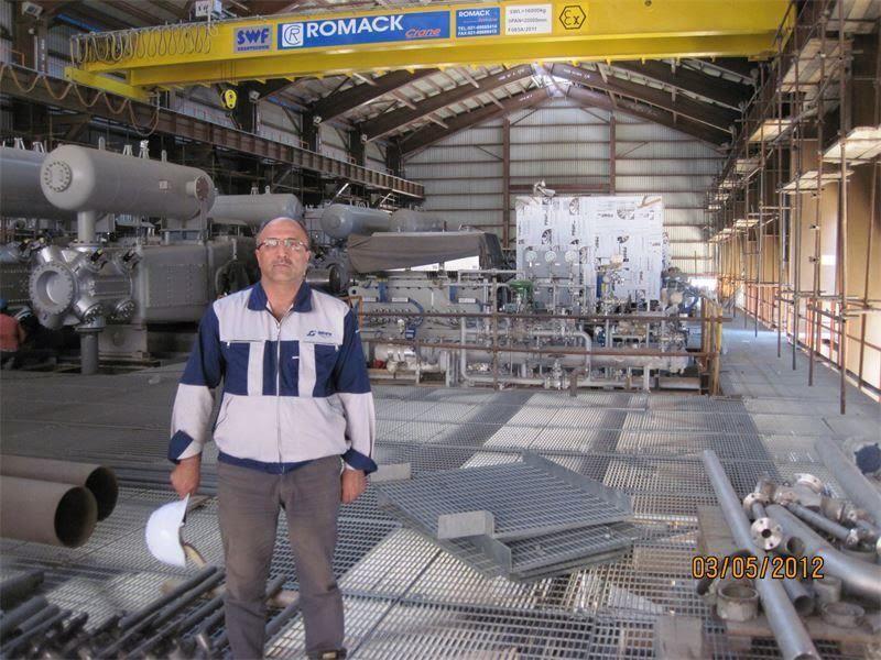 Mehrdad Nematollahi As A Process Engineer I Ve Worked Around