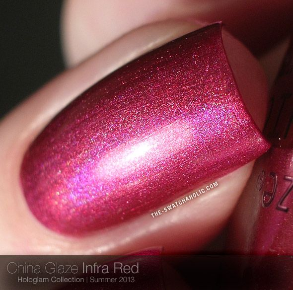 China Glaze Hologlam Collection: Swatches and Review Part 2 | The ...