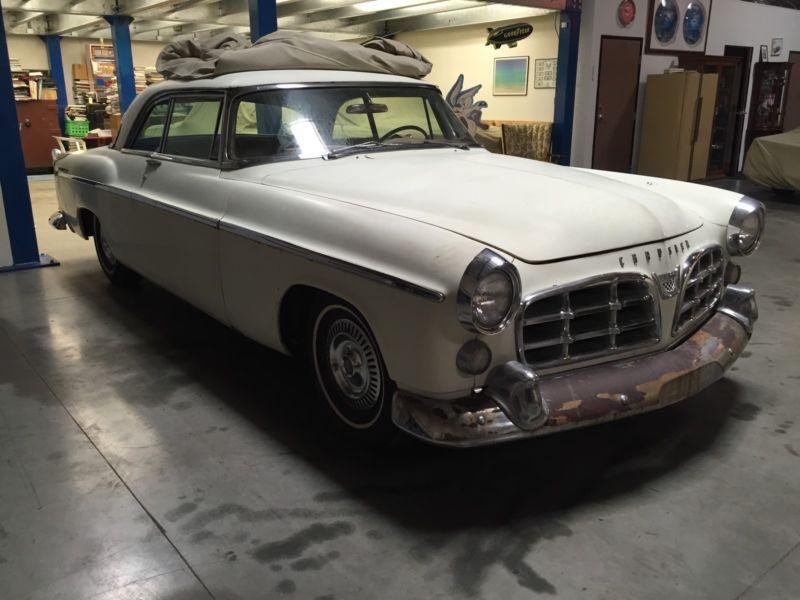 1955 Chrysler 300 Series 300 1955 Chrysler C300 #ad | Classic Cars ...