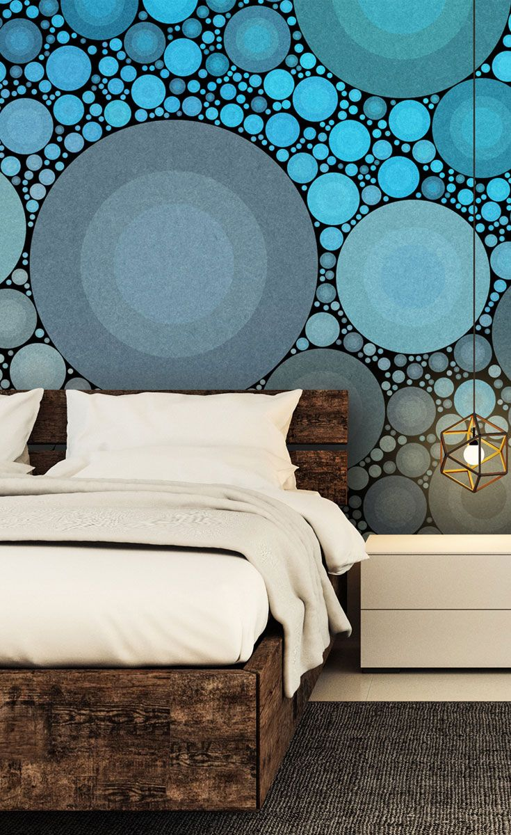 Willpower Wallpaper Mural Wallsauce Us Bedroom Wallpaper Accent Wall Girls Bedroom Wallpaper Mural Wallpaper