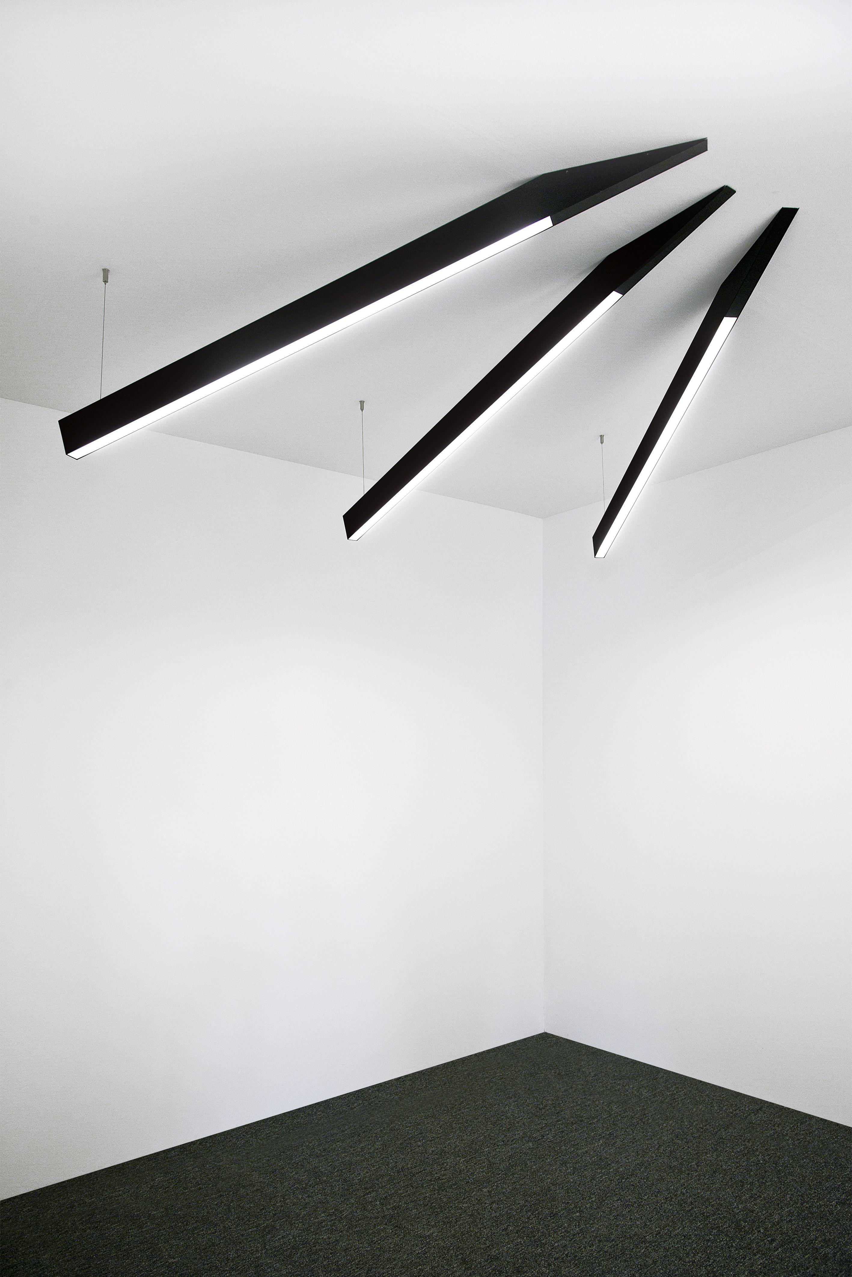 ANGLE BEAM | lighting design Anthony Boelaert for DARK
