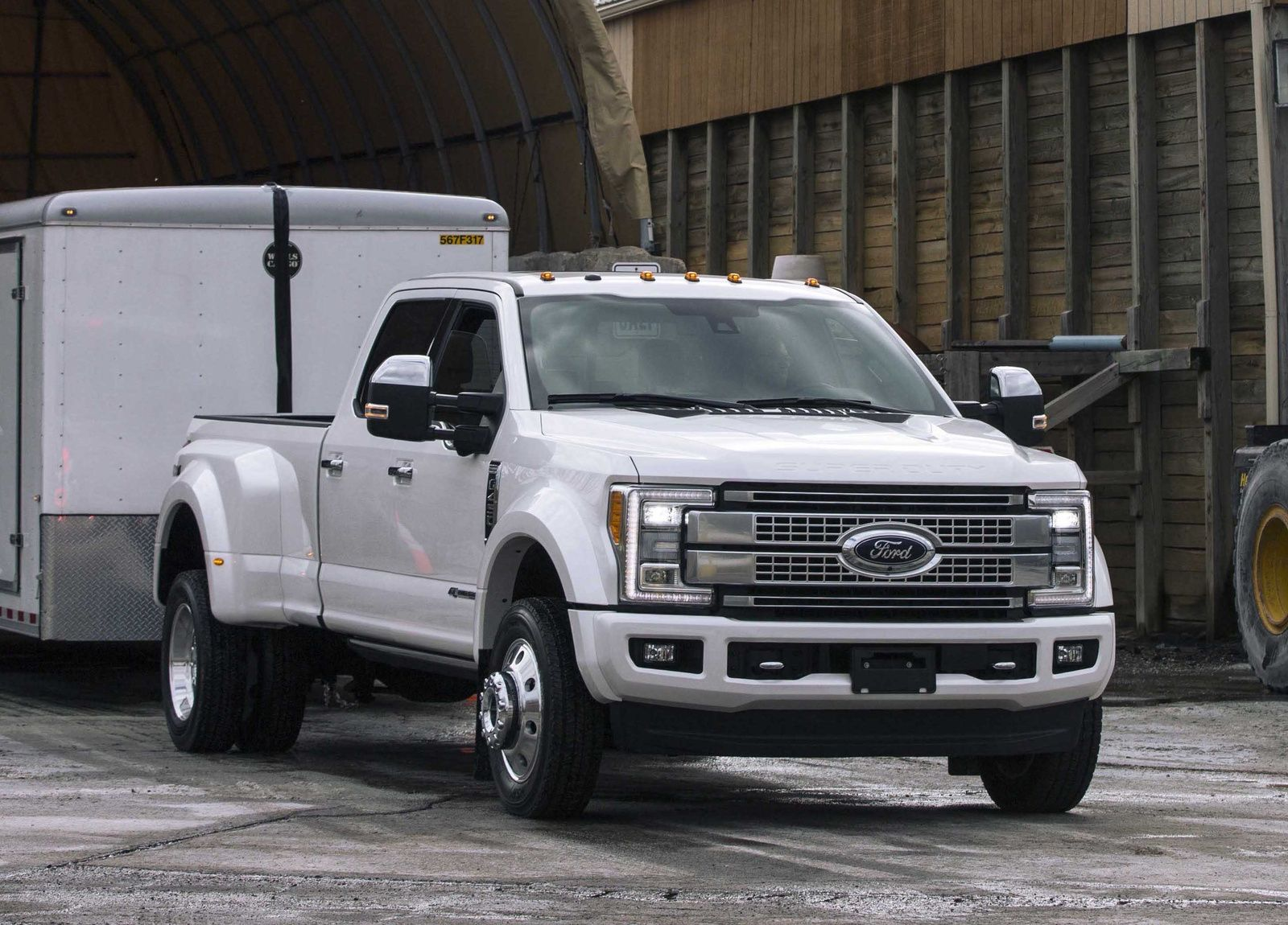 F 450 Super Duty Limited 2017 Ford F 450 Super Duty Overview