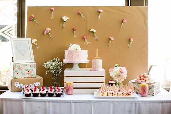 Pretty pink Korean Dol for Erin | Photos by Erin J Saldana | 100 Layer Cakelet #dessert #table