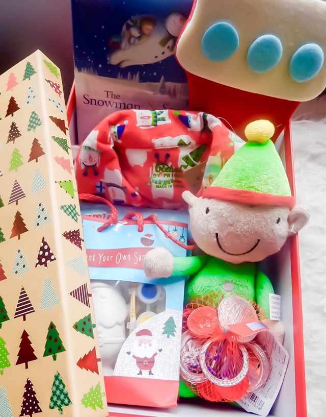 Curlymumma Guide To A Toddlers Christmas Eve Box Christmas