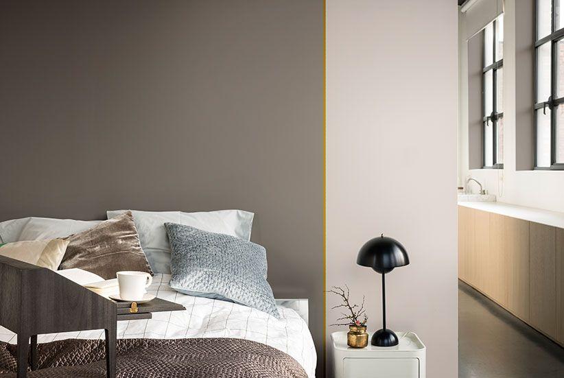 Kleurinspiratie Voor Slaapkamer : Pin van woonplatform solvari op kleurinspiratie voor je huis