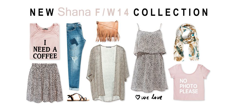 We love new collections!