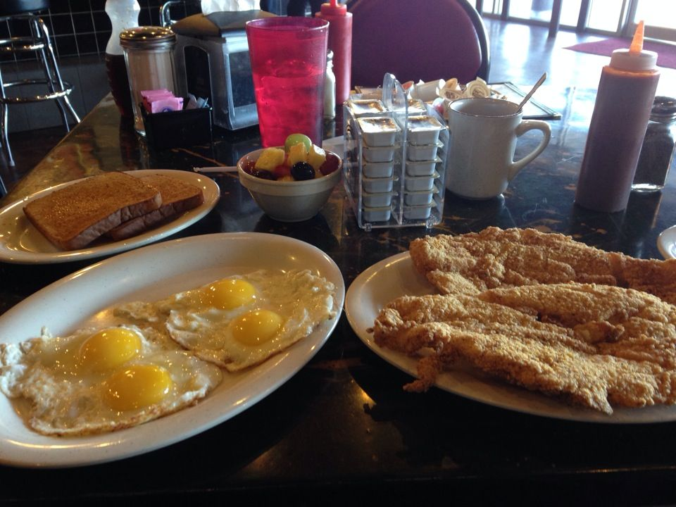 See 52 Photos From 346 Visitors About Breakfast Food Southern And En Fried
