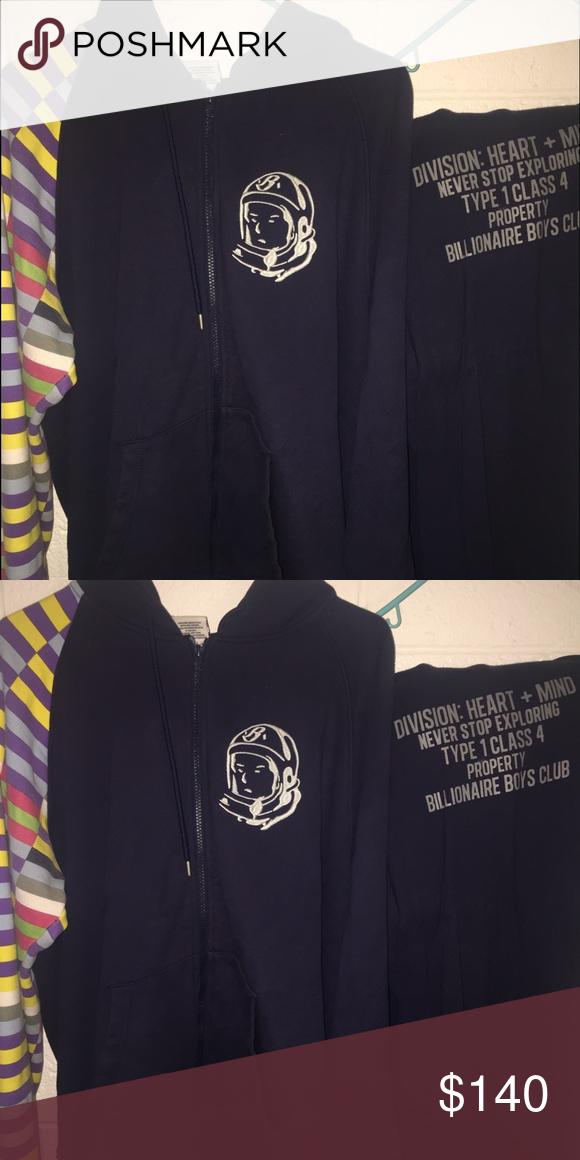 8ecb8390f Billionaire Boys Club Sweatsuit Heart & Mind Sweatsuit, 100% Authentic,  Size XL, Used Billionaire Boys Club Sweaters Zip Up