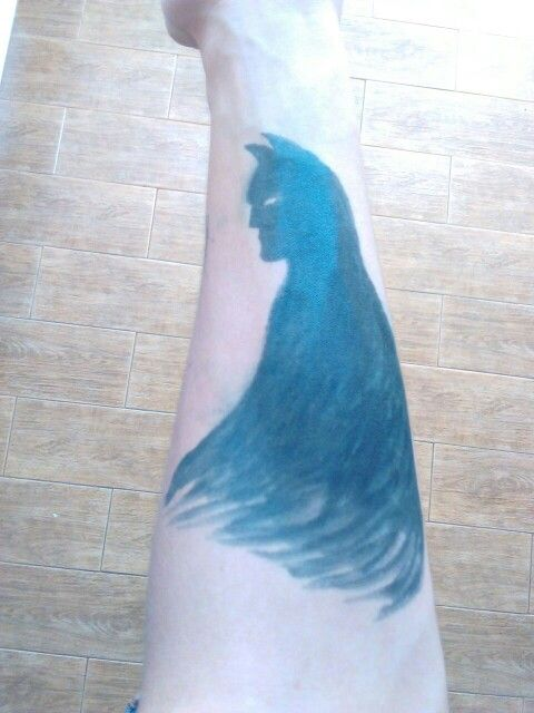 Batman boceto