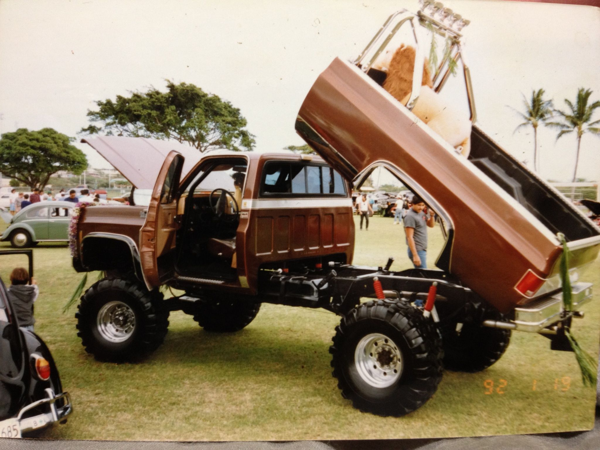 Car Show Chevy Truck X Hawaii HI Truckn Pinterest X - Car show hawaii