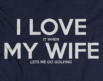 Entweder alleine oder vielleicht gemeinsam mit der Frau? #golf #kgc #frau #team #spiel