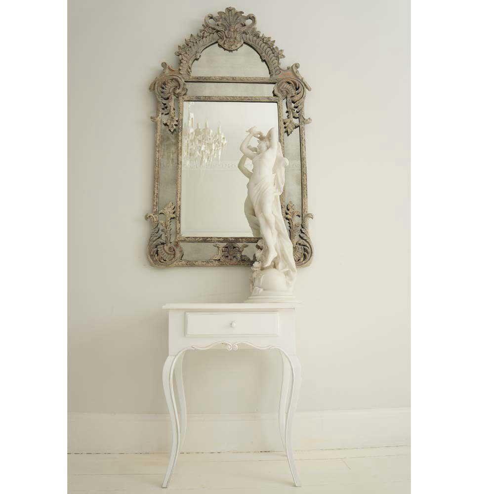 Boulevard Saint-Germain French Mirror