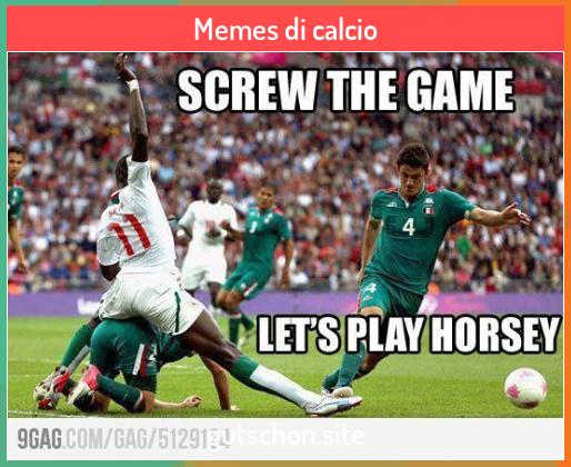Memes Di Calcio Calcio Memes In 2020 Funny Soccer Memes Funny Sports Memes Funny Football Memes