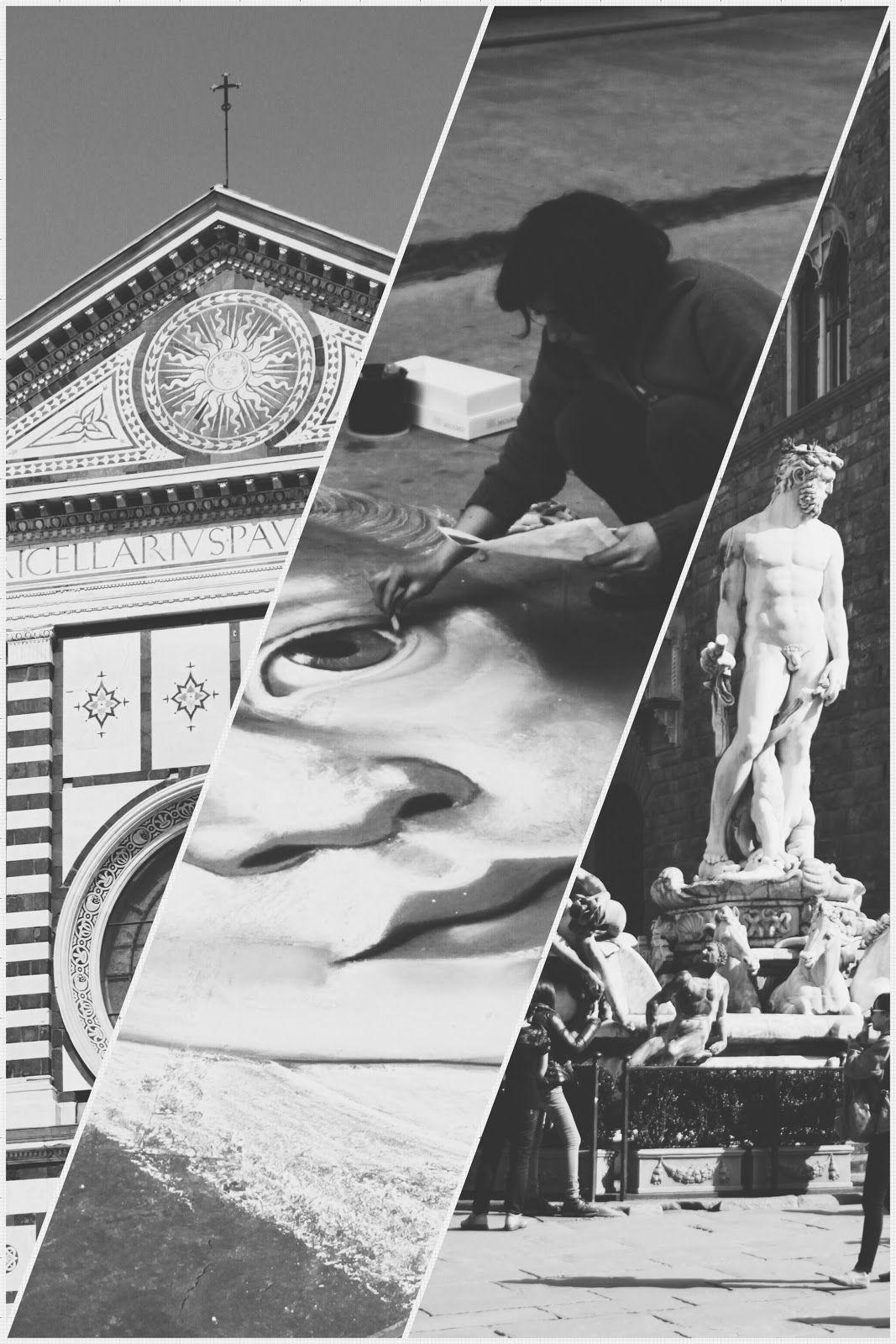 #Florenz in Schwarz-Weiß #firenze #florence #art #architecture