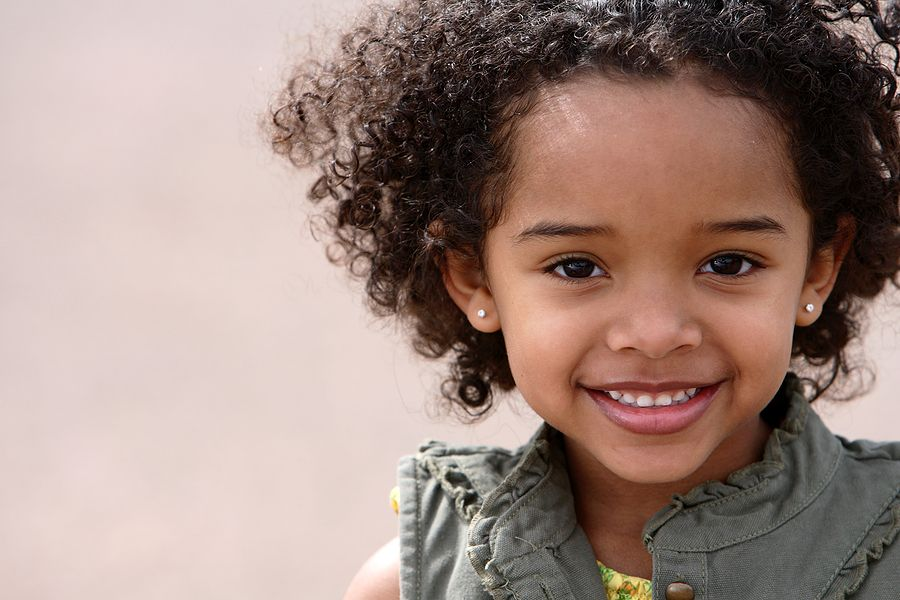 How do you care for your child's natural hair? Blackhairmedia.com