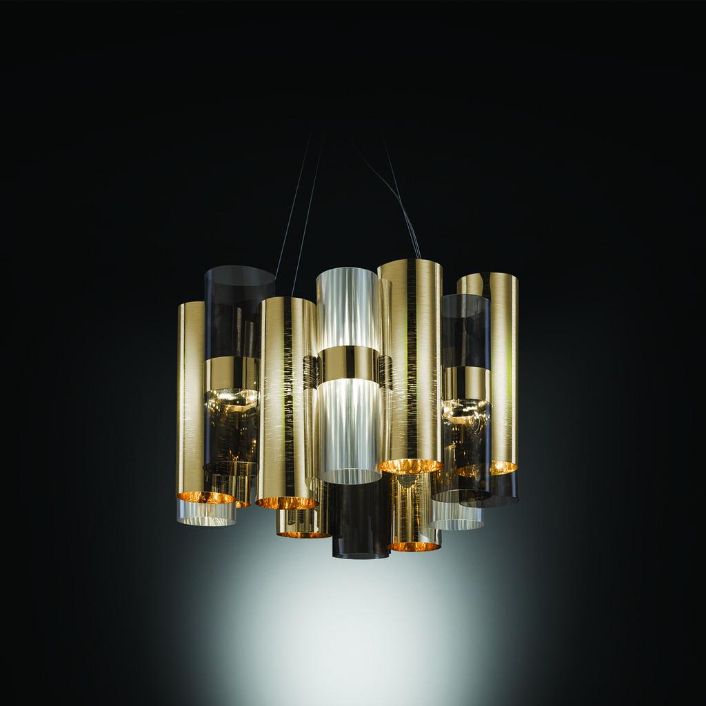 La Lollo Medium Suspension Lamp