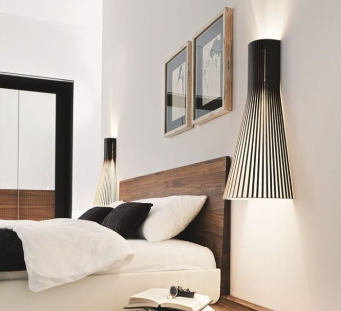 les 25 meilleures id es de la cat gorie applique murale. Black Bedroom Furniture Sets. Home Design Ideas