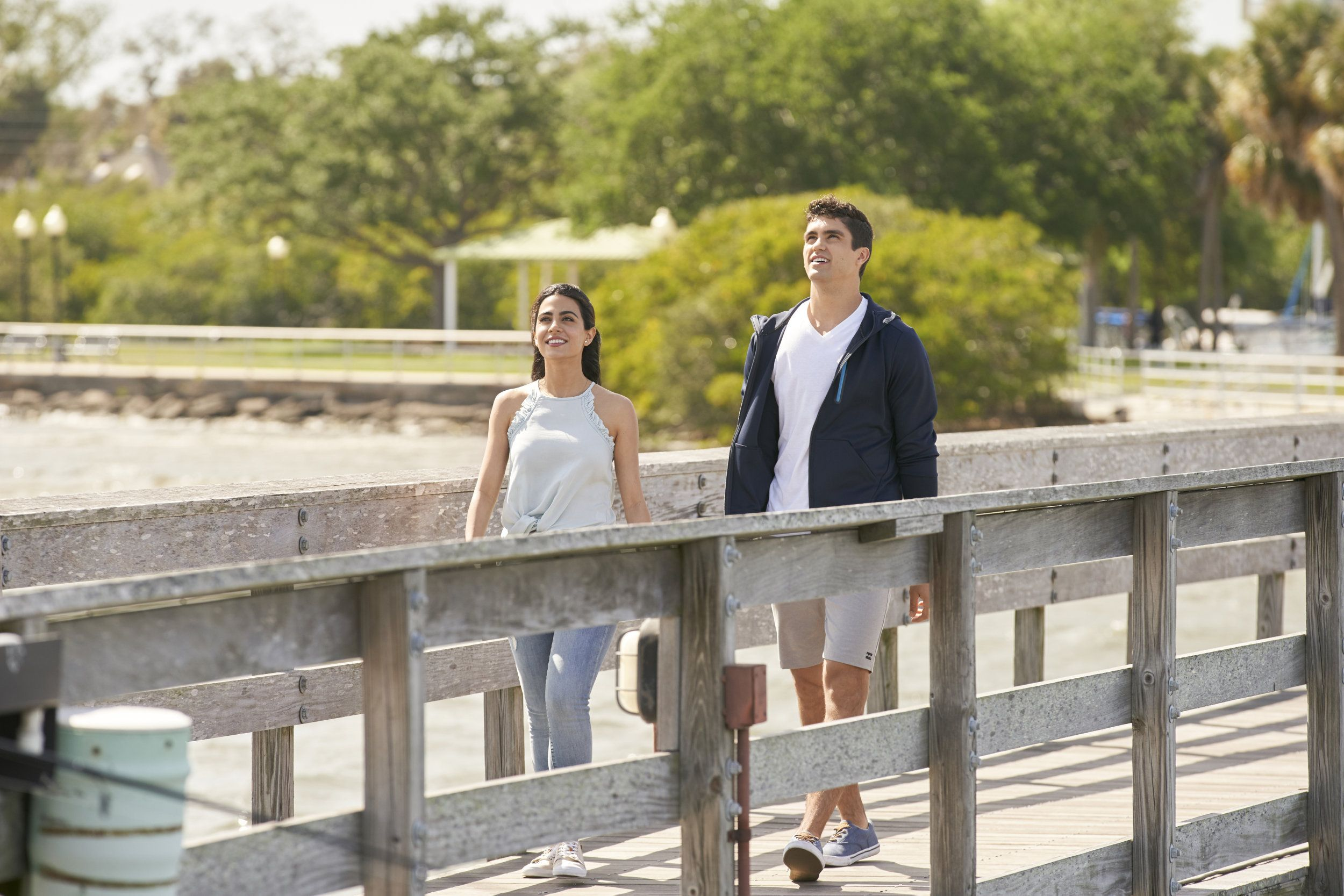 Check Out The Photo Gallery From The Hallmark Channel Original Movie Love In The Sun Starring Emeraude Toubia And Tom Ma Hallmark Movies Photo Original Movie