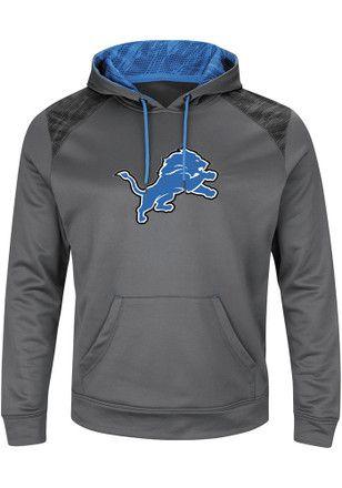 reputable site fed4a a0b4e Detroit Lions Mens Armor Hood | NFL - Detroit Lions ...