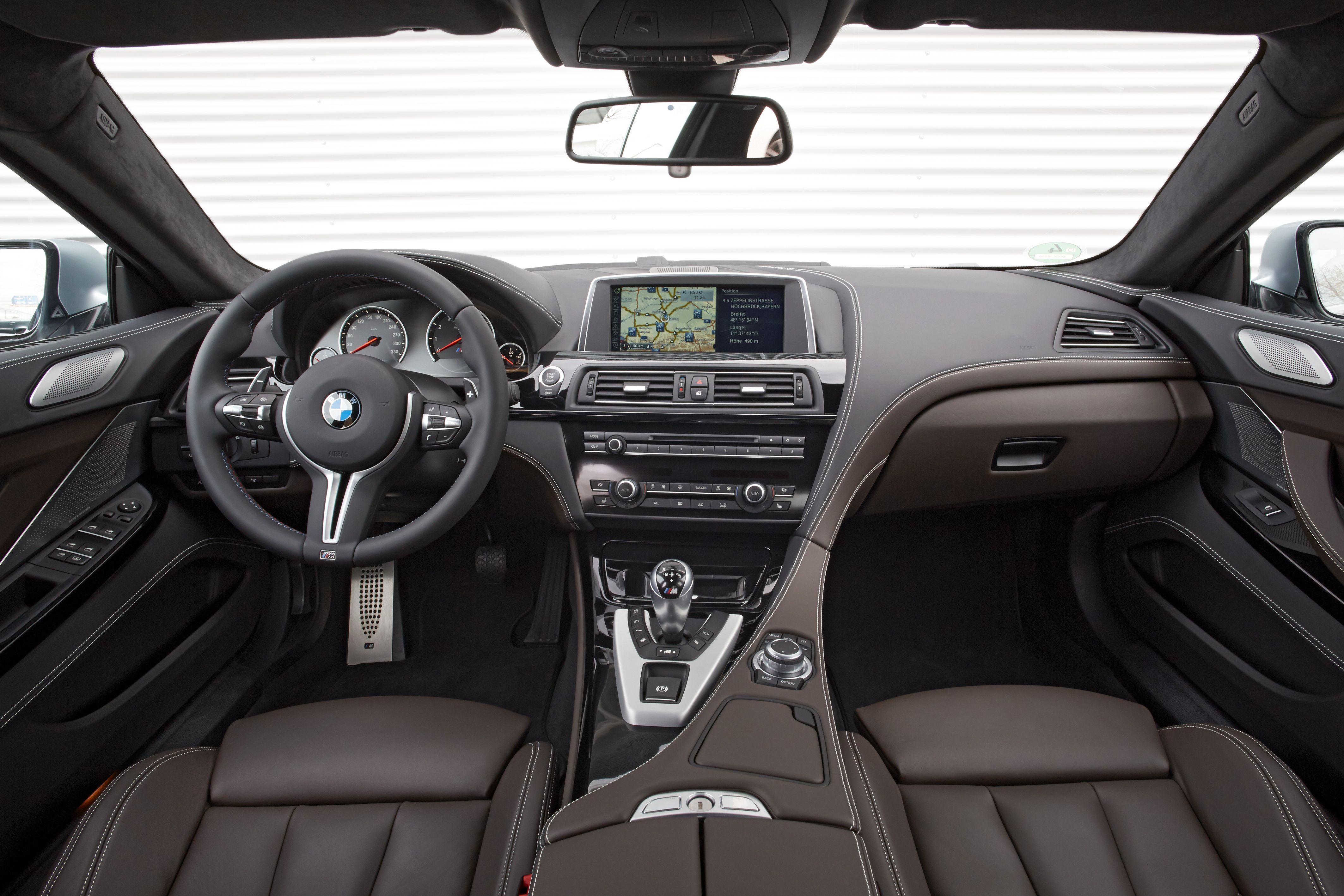 Interiors Bmw M6 Gran Coupe Bmw M6 Bmw X5 Top 10 Luxury Cars