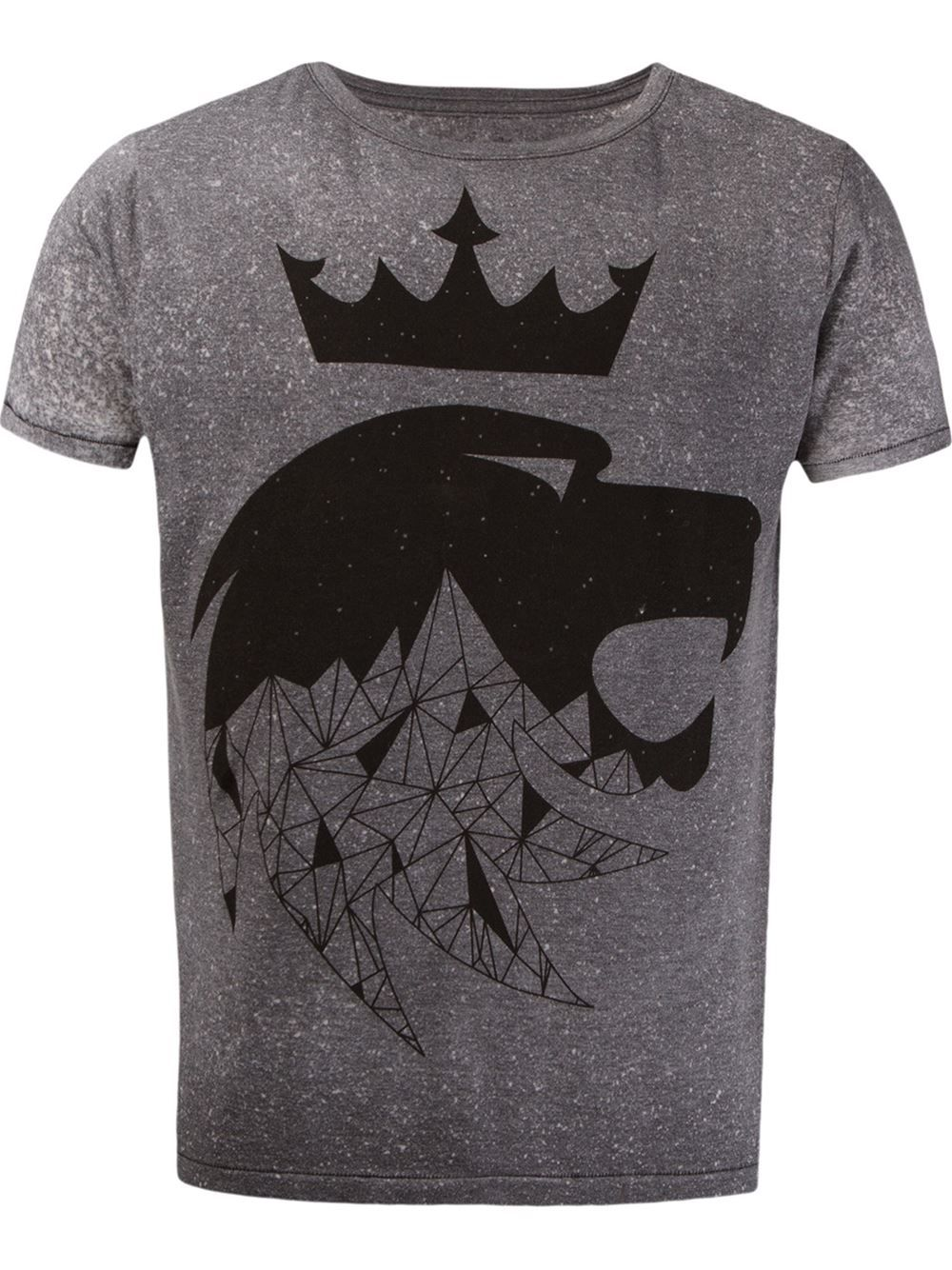 2c8ab21da Von Der Volke Camiseta Com Estampa - Hemb - Farfetch.com