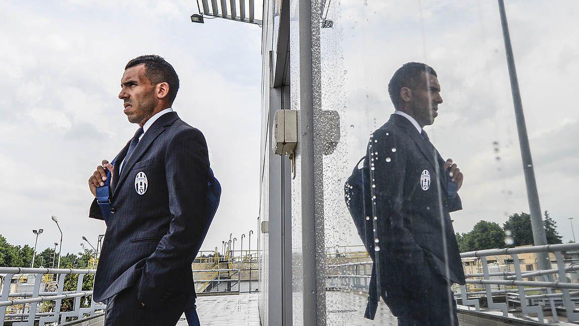 La Juventus sbarca a Roma tra selfie e autografi