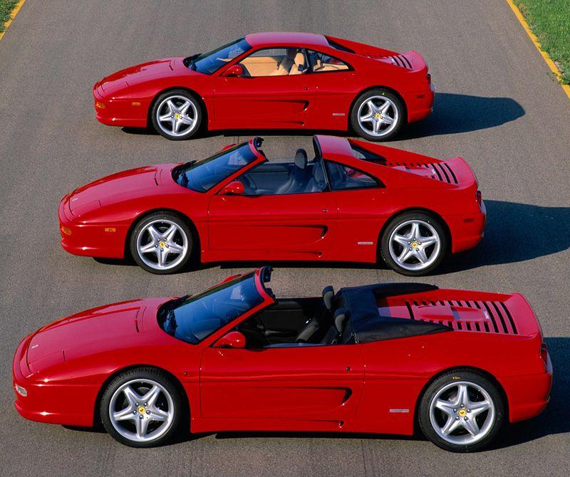 F355 Series The Most Beautiful Ferrari To Me Ferrari Car Ferrari Car